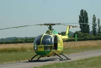 Thames Valley & Chiltern Air Ambulance